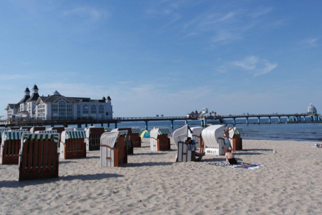 Seebad Sellin, Rügen